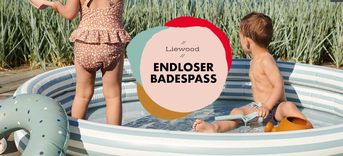 Slider-Badespass