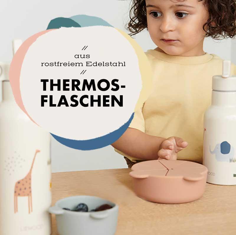 Slider-Thermosflasche-Quadrat